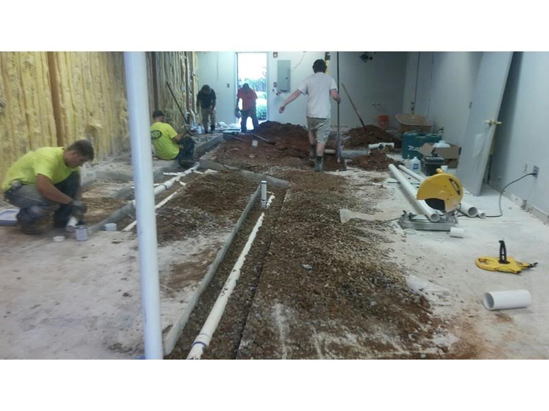 Smoothie King Stockbridge : Chandlee and Sons Construction